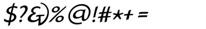 Linotype Rana Pro Italic Font OTHER CHARS