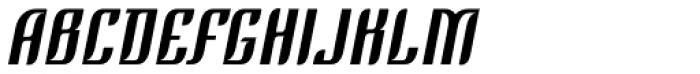Linotype Rezident Three Font UPPERCASE