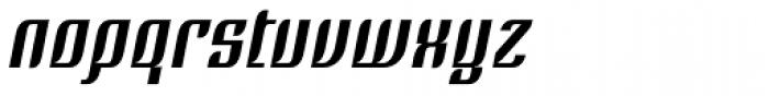 Linotype Rezident Three Font LOWERCASE