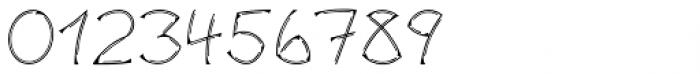 Linotype Salamander Std Double Regular Font OTHER CHARS