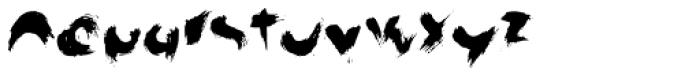 Linotype Seven Pro Font LOWERCASE