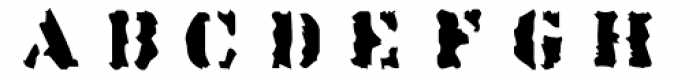 Linotype Sjablony Font LOWERCASE