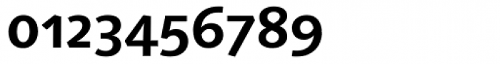 Linotype Syntax Bold OsF Font OTHER CHARS