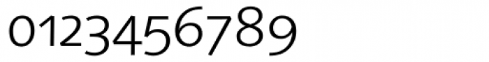 Linotype Syntax Light OsF Font OTHER CHARS