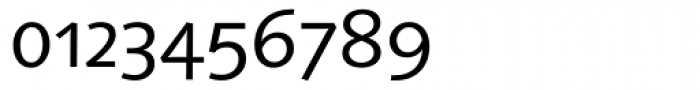 Linotype Syntax OsF Font OTHER CHARS