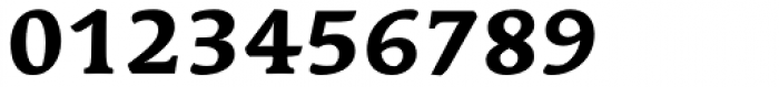 Linotype Syntax Serif Com Heavy Font OTHER CHARS