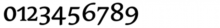 Linotype Syntax Serif OsF Medium Font OTHER CHARS