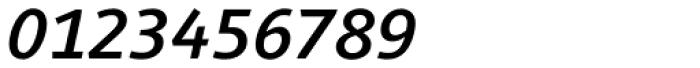 Linotype Textra Std Medium Italic Font OTHER CHARS