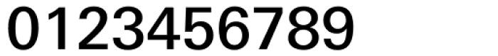 Linotype Univers 530 Basic Medium Font OTHER CHARS