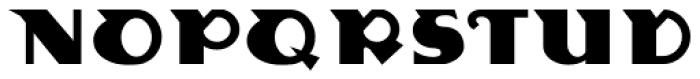 LinotypeDharma Font UPPERCASE