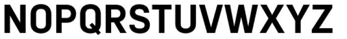 Lintel ExtraBold Font UPPERCASE