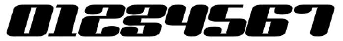 Liquid Sex Italic Font OTHER CHARS