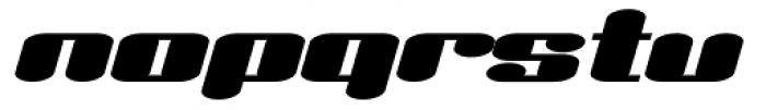 Liquid Sex Italic Font LOWERCASE