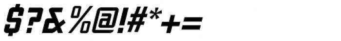 Liquorstore Italic Font OTHER CHARS