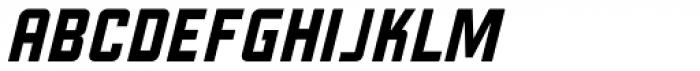Liquorstore Italic Font UPPERCASE