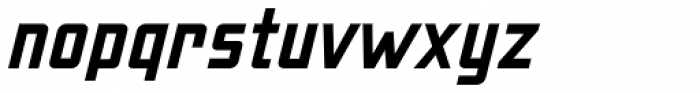 Liquorstore Italic Font LOWERCASE