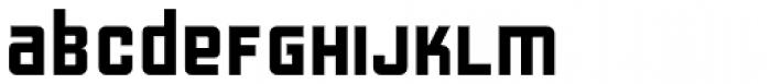 Liquorstore Jazz Font LOWERCASE