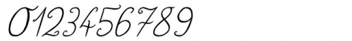 Lisa Italic Font OTHER CHARS