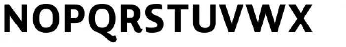 Lisboa ExtraBold Font UPPERCASE