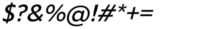 Liszt FY Italic Font OTHER CHARS