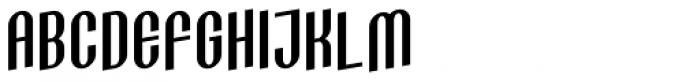Lithia Titles Font UPPERCASE
