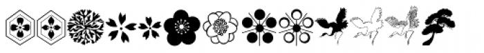 Little Japan Font UPPERCASE