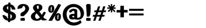 Littler Serifada Font OTHER CHARS