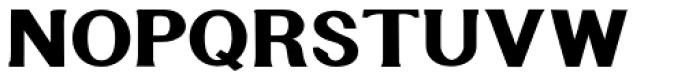 Littler Serifada Font UPPERCASE