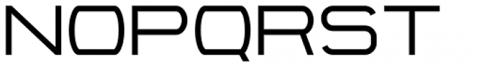 Litto Extraexpanded Font UPPERCASE