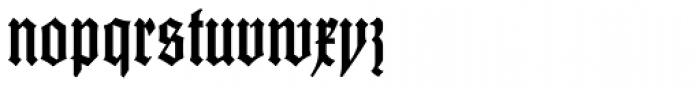 Liturgisch Font LOWERCASE