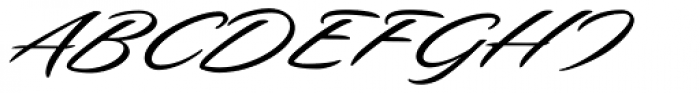 Live Pro Font UPPERCASE
