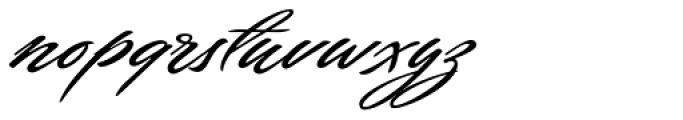 Live Pro Font LOWERCASE