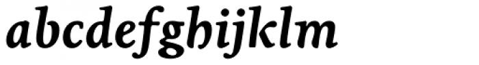 Livory Bold Italic Font LOWERCASE