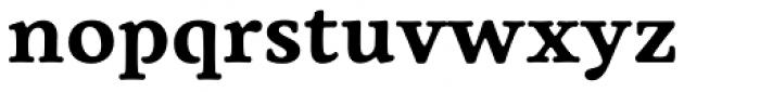 Livory Bold Font LOWERCASE