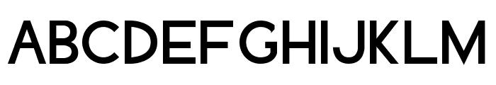 LJ Design Studios IS Bold Font UPPERCASE