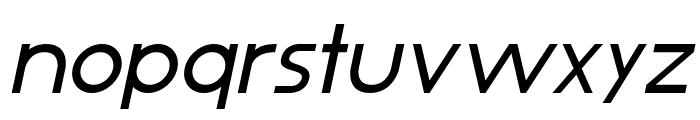 LJ Design Studios IS Italic Font LOWERCASE
