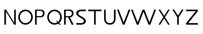 LJ Design Studios IS Thin Font UPPERCASE