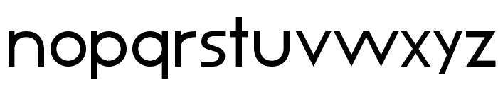 LJ Design Studios IS Font LOWERCASE