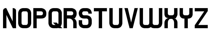 LJ Design Studios Lidea Bold Font UPPERCASE