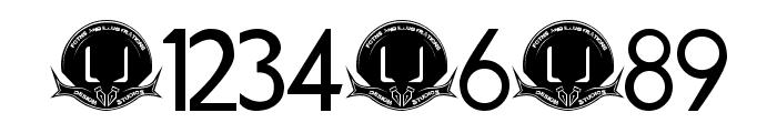 LJ Studios MonitorIS MAYUS/Minus Font OTHER CHARS