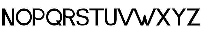 LJ Studios MonitorIS MAYUS/Minus Font UPPERCASE