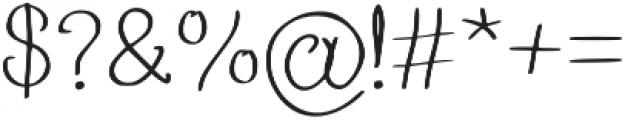 LK-Cassandra-light otf (300) Font OTHER CHARS