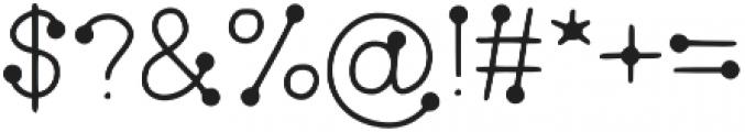 LK-Delos-regular-dots otf (400) Font OTHER CHARS