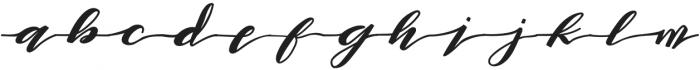 lkscript boldScript otf (700) Font UPPERCASE