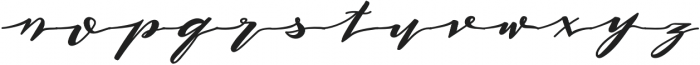 lkscript boldScript otf (700) Font LOWERCASE