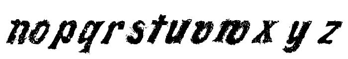 LLFaktotum Font LOWERCASE