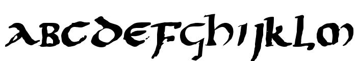 LLPaladin Font UPPERCASE