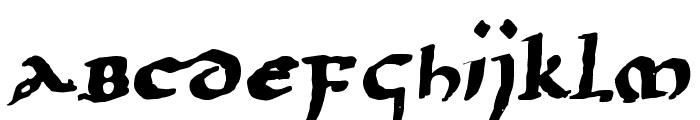 LLPaladin Font LOWERCASE