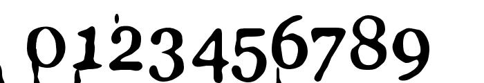LLPearlBlack Font OTHER CHARS