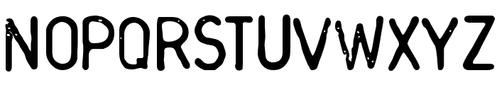LLRounded Font LOWERCASE
